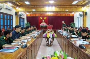 Đoàn công tác Bộ Quốc phòng kiểm tra Tổng điều tra kinh tế tại Quân khu 4