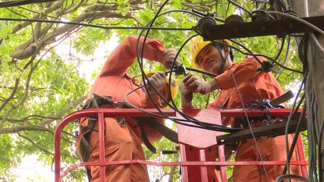 Công ty Điện lực Thái Nguyên đảm bảo cung cấp điện trong mùa nắng nóng