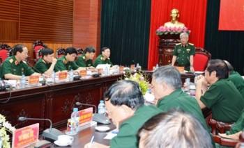 Bộ Quốc phòng kiểm tra công tác đối ngoại quốc phòng tại Quân khu 3 và Quân chủng Hải quân