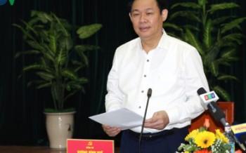 Đoàn công tác của Bộ Chính trị kiểm tra công tác cán bộ tại Bình Định