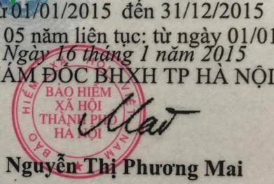 se khong ghi thoi diem the bhyt het han su dung