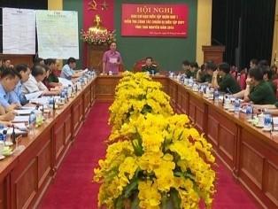 kiem tra cong tac chuan bi dien tap khu vuc phong thu tinh thai nguyen nam 2018