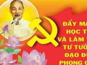 Nhận thức sâu sắc hơn về tư tưởng, đạo đức, phong cách Hồ Chí Minh