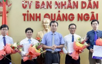 Quảng Ngãi, Đà Nẵng bổ nhiệm nhiều nhân sự lãnh đạo