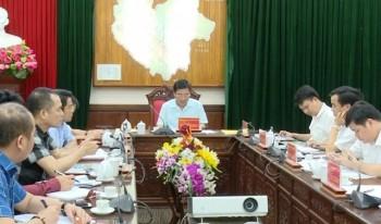 Thái Nguyên - Đẩy nhanh tiến độ triển khai dự án Trung tâm thương mại BigC