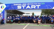 ngay hoi samsung run for you 2019