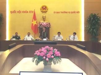 Phó Chủ tịch Quốc hội Tòng Thị Phóng gặp gỡ đại biểu tỉnh Lạng Sơn