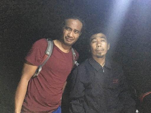 da nang ngu dan tim thay du khach philippine di lac khi trekking o rung son tra