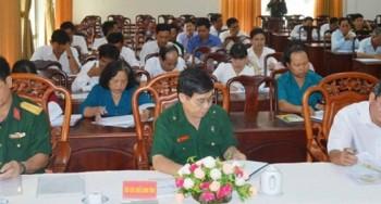 Tây Ninh: Ban chỉ đạo 1237 tỉnh tập huấn lập bản đồ, tìm kiếm, quy tập hài cốt liệt sĩ