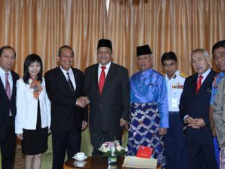 Phó Thủ tướng Trương Hòa Bình thăm chính thức Malaysia