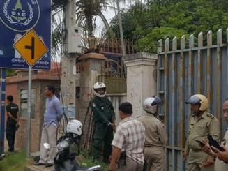 Nhiều đảng đối lập ở Campuchia gặp sự cố