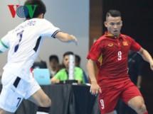 the thao 24h futsal viet nam nhan that bai kep truoc thai lan