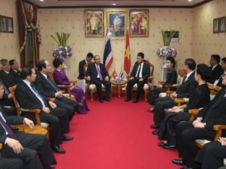 thu tuong tham tinh nakhon phanom thai lan