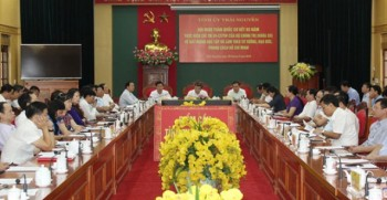 Sơ kết 3 năm thực hiện Chỉ thị số 05-CT/TW của Bộ Chính trị