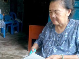 Bà Giáo già hơn 40 năm sưu tầm ảnh Bác Hồ