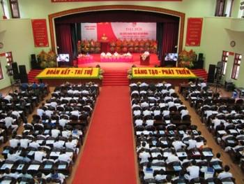 Đại hội đại biểu Đoàn TNCS Hồ Chí Minh Quân chủng Hải quân lần thứ VIII