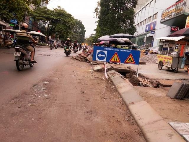 Thành phố Thái Nguyên sẽ nâng cấp, sửa chữa, thảm nhựa 13 tuyến đường