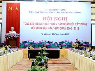 thu tuong lam cho van hoa that su la dong luc nen tang tinh than cua xa hoi