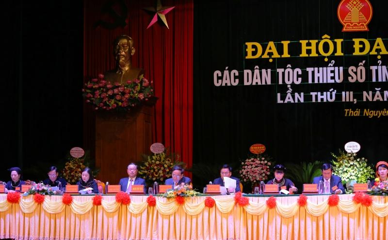 truc tuyen dai hoi dai bieu cac dan toc thieu so tinh thai nguyen lan thu iii nam 2019