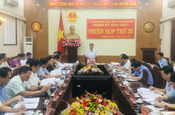 Phiên họp lần thứ 32 của UBND tỉnh Thái Nguyên: Nhiều nội dung quan trọng được bàn luận