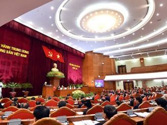 Ngày làm việc thứ 5 Hội nghị Trung ương 6