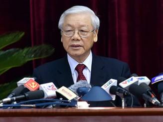 Toàn văn phát biểu của Tổng Bí thư bế mạc Hội nghị Trung ương 6