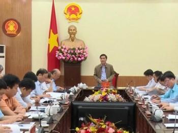 danh gia tien do trien khai cac du an sau hoi nghi xuc tien dau tu tinh thai nguyen nam 2018