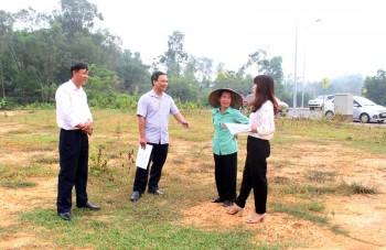 MTTQ tỉnh Thái Nguyên - Khảo sát kết quả đối thoại với nhân dân huyện Phú Bình