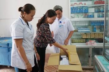 Hội đồng nhân dân tỉnh Thái Nguyên khảo sát tại một số đơn vị