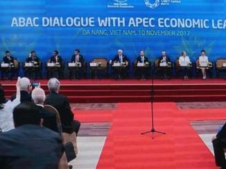 Đối thoại giữa Hội đồng tư vấn doanh nghiệp APEC và lãnh đạo APEC