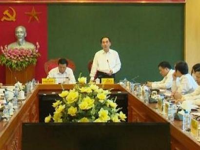 doan cong tac hoc vien chinh tri quoc gia ho chi minh lam viec voi tinh uy thai nguyen