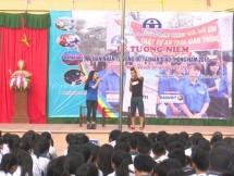 thai nguyen tuong niem cac nan nhan tu vong tai nan giao thong nam 2017