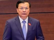no cong no dong thuenong trong phien chat van bo truong bo tai chinh
