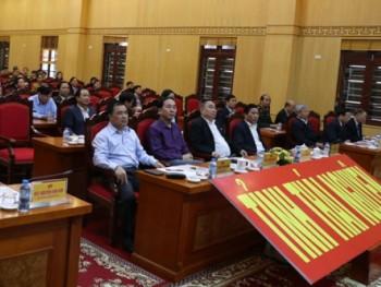 Hội nghị trực tuyến toàn quốc học tập, quán triệt Nghị quyết Hội nghị lần thứ 6, Ban Chấp hành Trung ương Đảng, Khóa XII