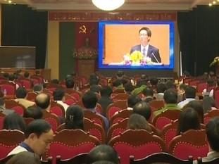 Thái Nguyên: Chủ động triển khai thực hiện Nghị quyết Hội nghị lần thứ 6, BCH Trung ương Đảng, Khóa XII