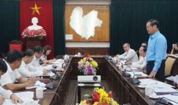 Đoàn công tác tỉnh Sơn La học tập kinh nghiệm tại tỉnh Thái Nguyên