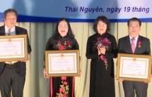 pho chu tich nuoc du le ky niem ngay nha giao viet nam tai dai hoc thai nguyen