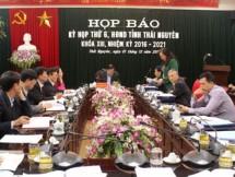 hop bao ky hop thu 6 hdnd tinh thai nguyen khoa xiii nhiem ky 2016 2021