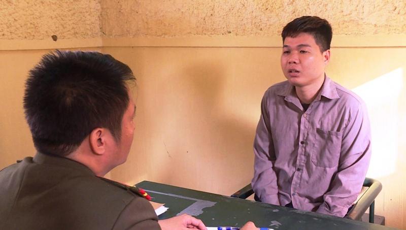thuc hien lenh bat nguoi bi giu trong truong hop khan cap voi doi tuong ban sung tai chua phu lien