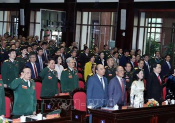 Thủ tướng dự Lễ kỷ niệm 30 năm Ngày thành lập Hội Cựu chiến binh Việt Nam