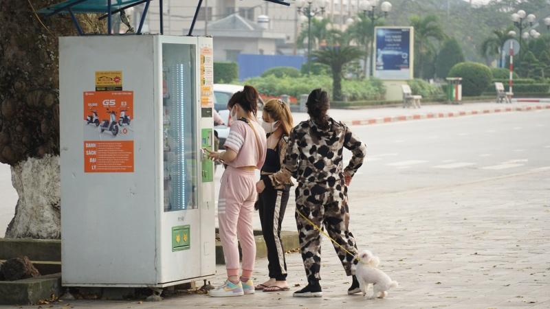 """TP Thái Nguyên: Nhiều người dân vẫn chủ quan trong thời điểm """"cách ly xã hội"""""""