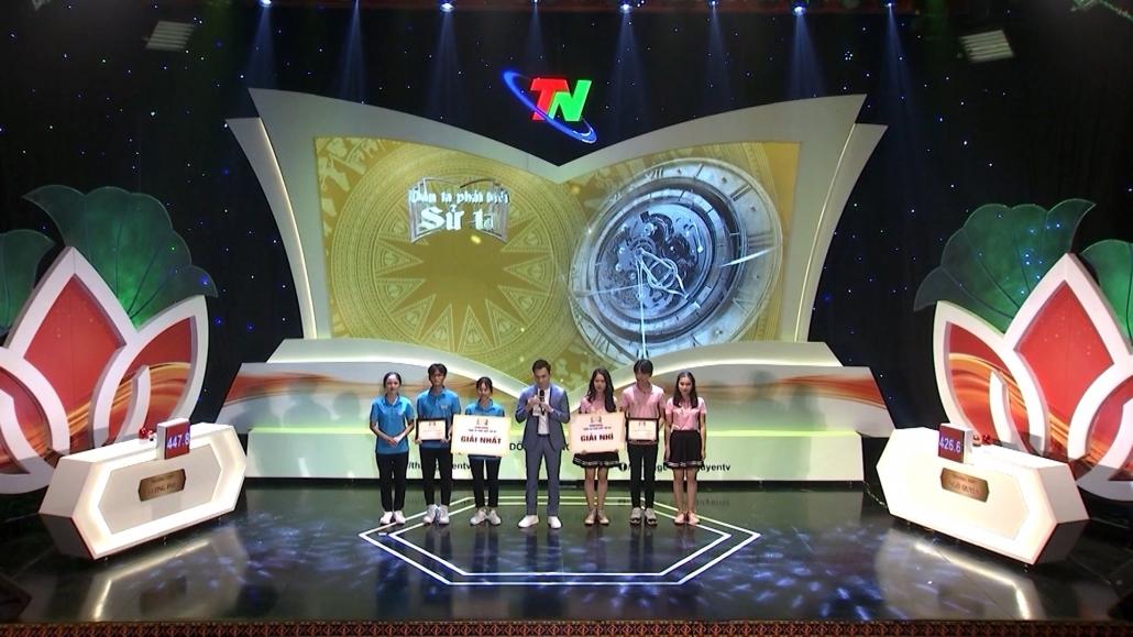 Số 4: Trường THPT Lương Phú và Trường THPT Ngô Quyền