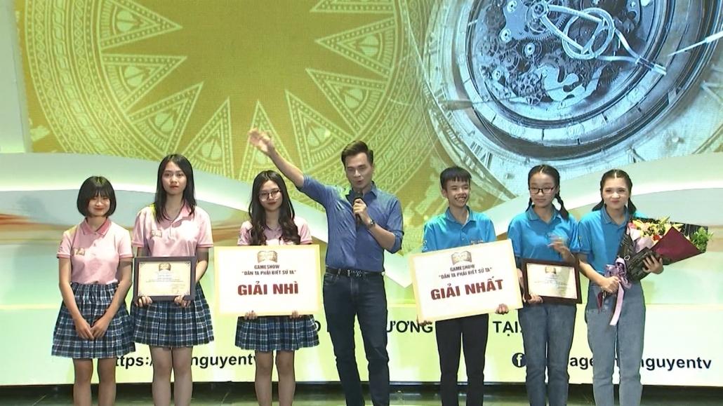 Số 7: Trường THPT Khánh Hòa và Trường THPT Bình Yên