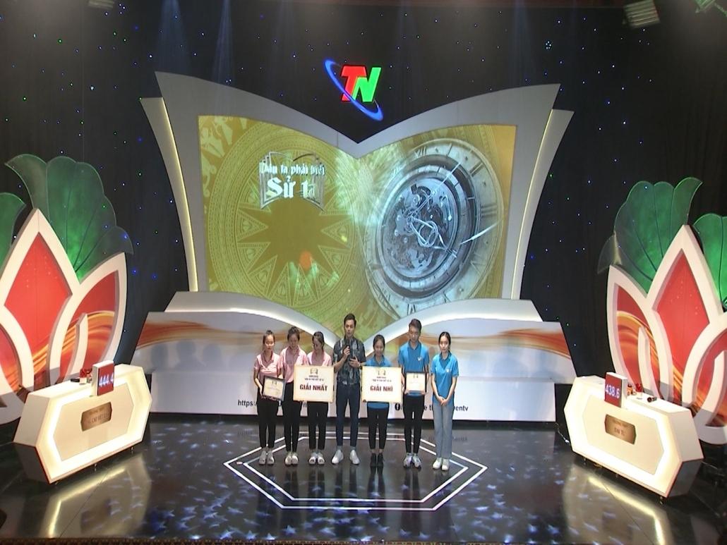 Số 9: Trường THPT Vùng Cao Việt Bắc và THPT Đại Từ