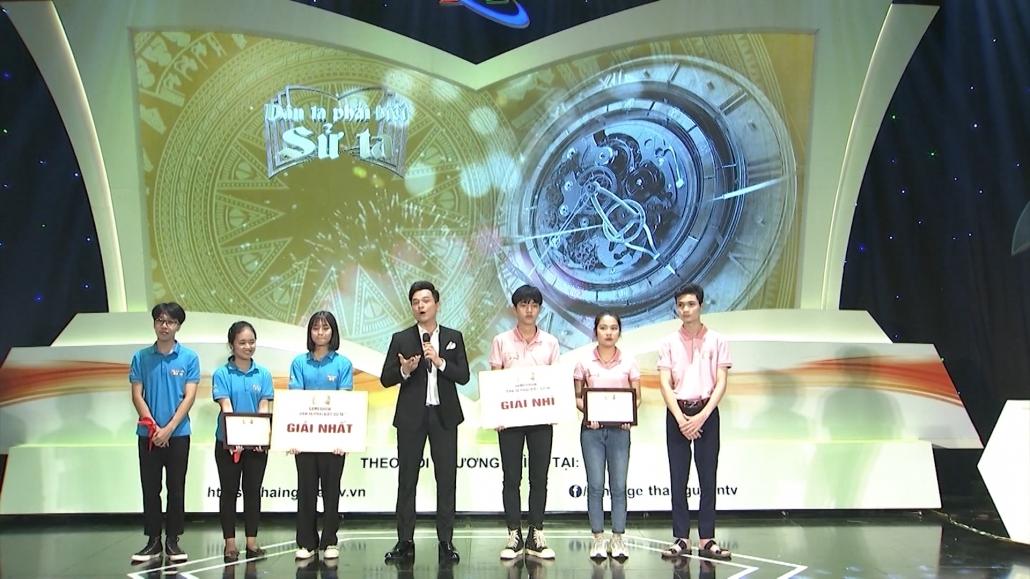 Số 12: Trường THPT Phú Lương và THPT Hoàng Quốc Việt