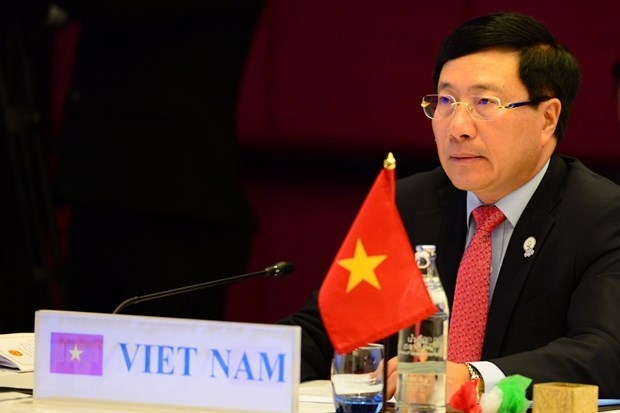 Đối ngoại Việt Nam trong năm 2020: Bản lĩnh và tâm thế mới