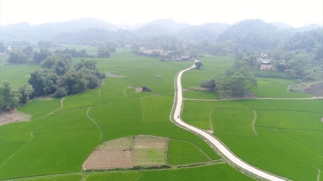 Phú Lương: Huy động các nguồn lực, hoàn thiện hạ tầng giao thông