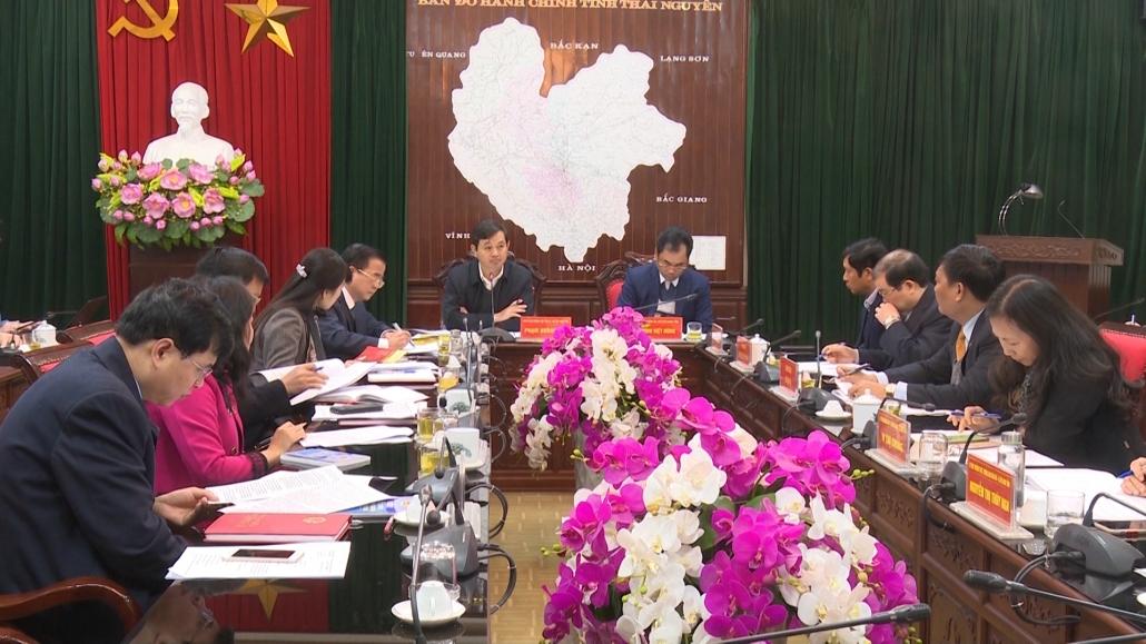 Triển khai công tác chuẩn bị bầu cử HĐND tỉnh nhiệm kỳ 2021-2026