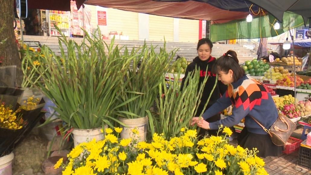 Nguồn cung nông sản giảm do giá rét