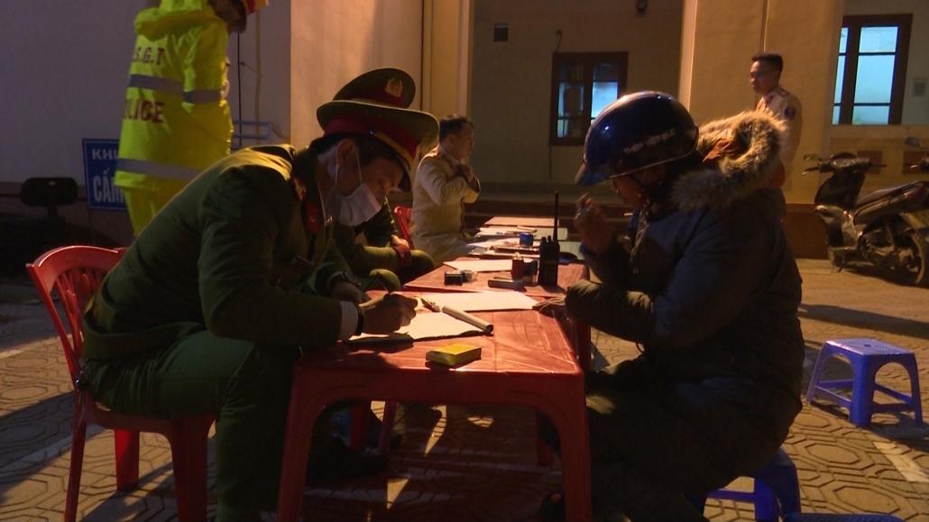 Công an thành phố Thái Nguyên tăng cường công tác quản lý vũ khí, vật liệu nổ, công cụ hỗ trợ